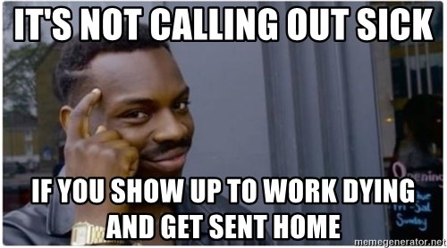 How To Call Out Of Work comic the eight best reasons to call out of - how to call out of work