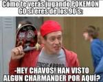 Memes De Pokemon Go Jugando Pokemon
