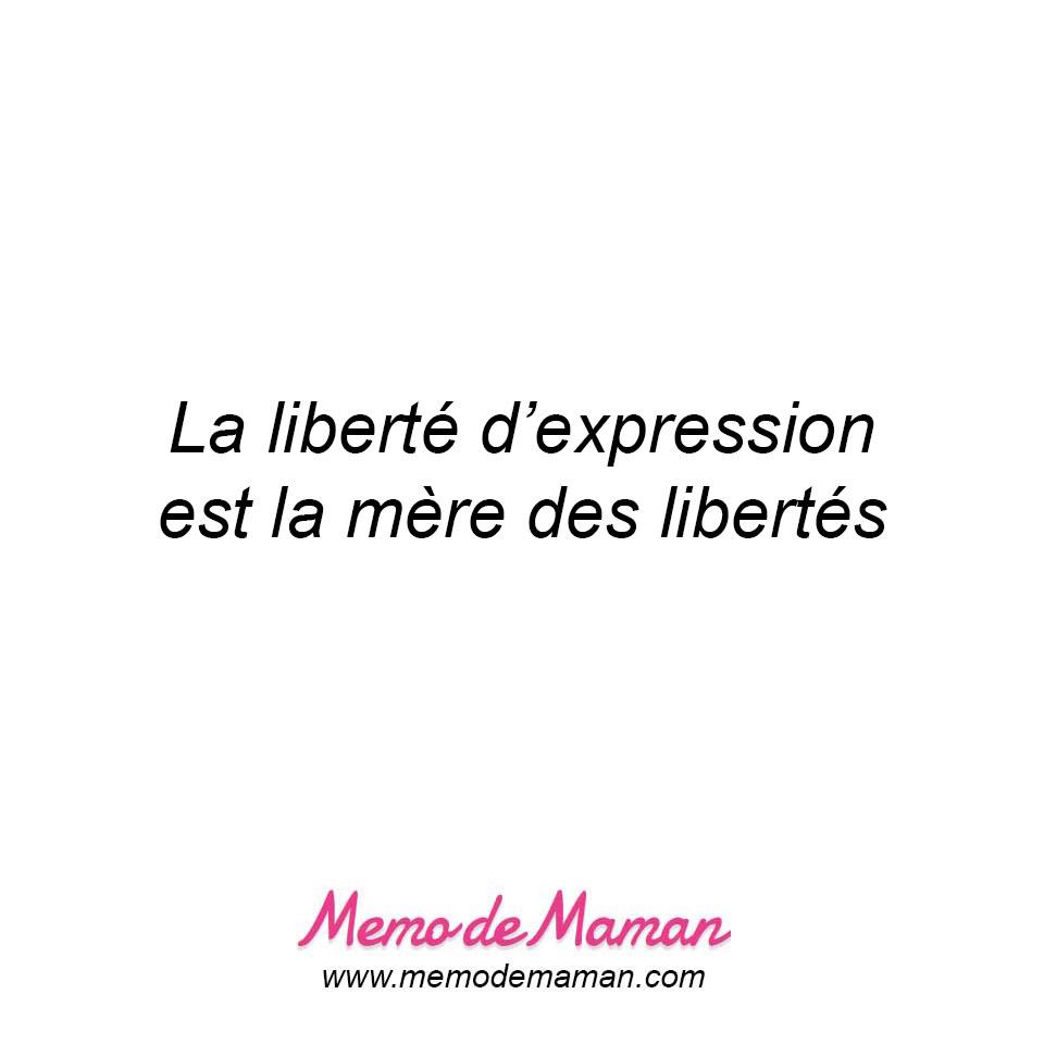 liberte expression mere libertes