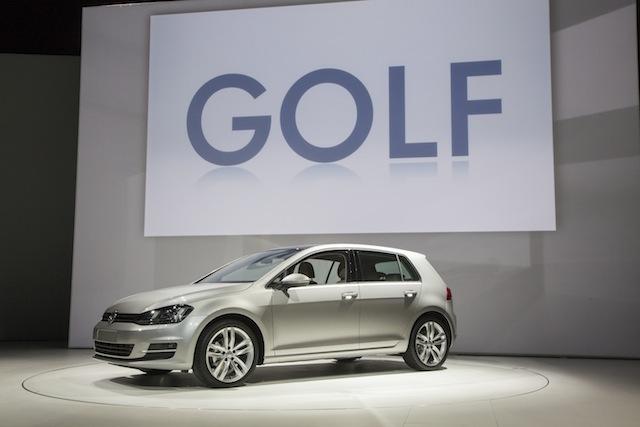 VW Golf VII, lista la versión para américa