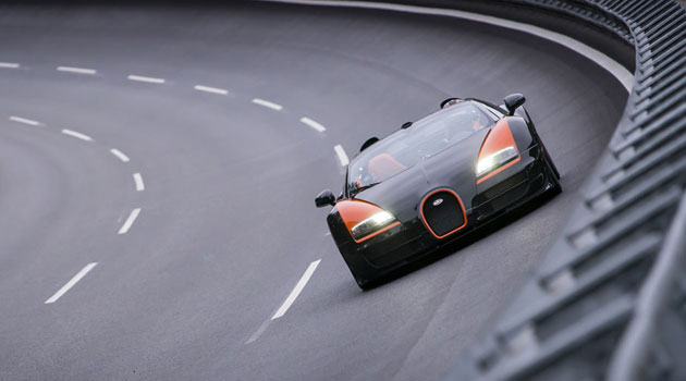 Bugatti Veyron 16.4 Grand Sport Vitesse, el convertible más rápido