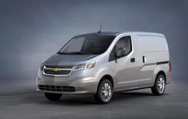 GM comercializará vehículo de carga pequeño, producido por Nissan