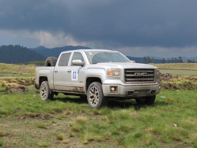 GM presenta la nueva generación de GMC Sierra 2014