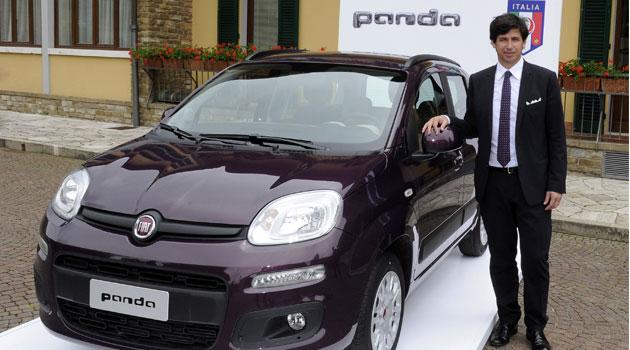 Fiat sigue con su apoyo a la selección italiana