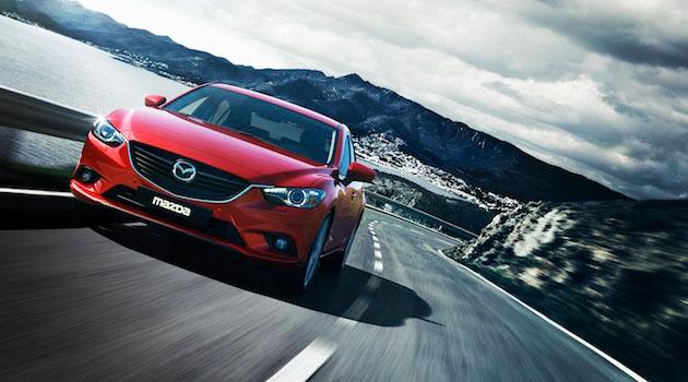 Nuevo Mazda 6 ¿Por qué elegir el sedán más Sport?