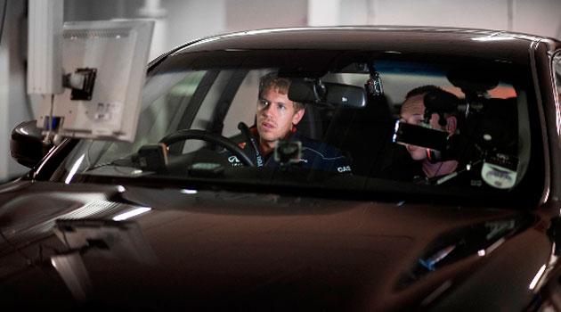 Sebastian Vettel explora el futuro de Fórmula 1