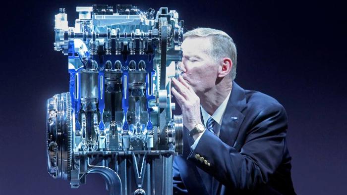 ECOBOOST 1.0 de Ford, Motor del año