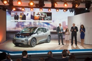 BMW i3 Premiere New York City