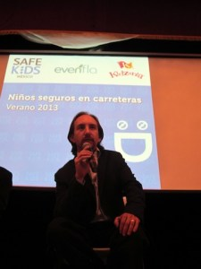 Paco de Anda, Director General de Safe Kids México
