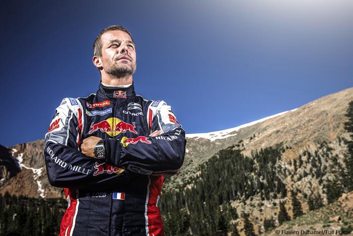 Sébastien Loeb y Peugeot conquistan Pikes Peak
