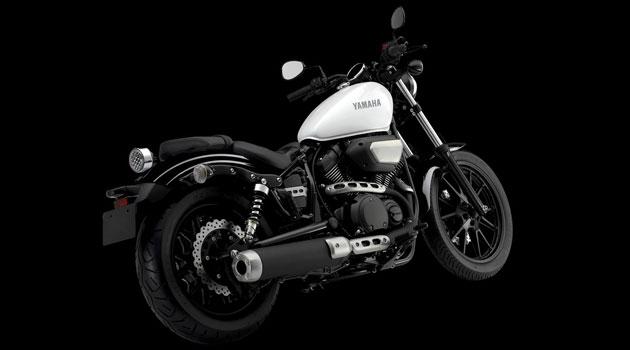 Yamaha XV950 estilo clásico con tecnología