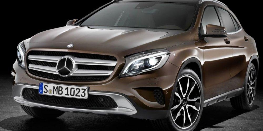Mercedes-Benz GLA 2013