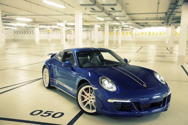 Porsche celebra 5 millones de seguidores en Facebook