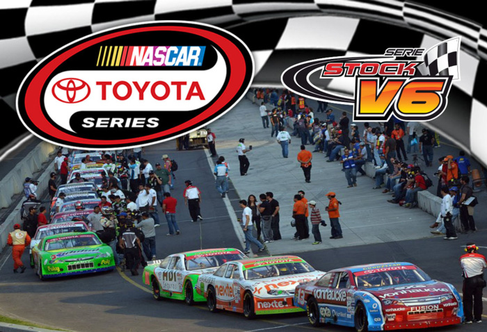 ¡NASCAR Toyota Series México regresa a la Capital!