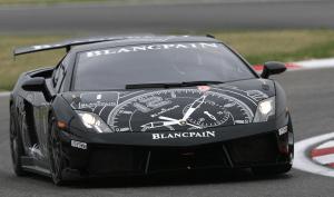 Lamborghini Blancpain Viernes de Velocidad