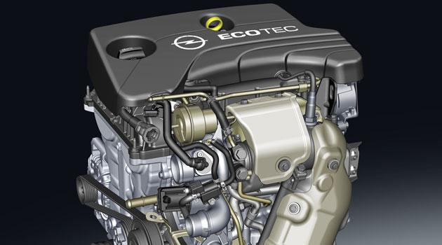 Opel estrenará su motor de un litro y tres cilindros