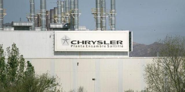 La Planta de Motores Saltillo Sur de Chrysler de México obtiene reconocimientos