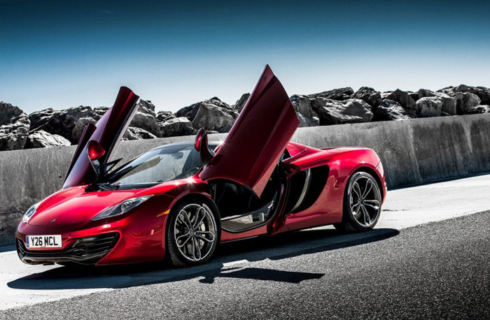 #MiércolesDeMotor – V8 3.8 L de McLaren
