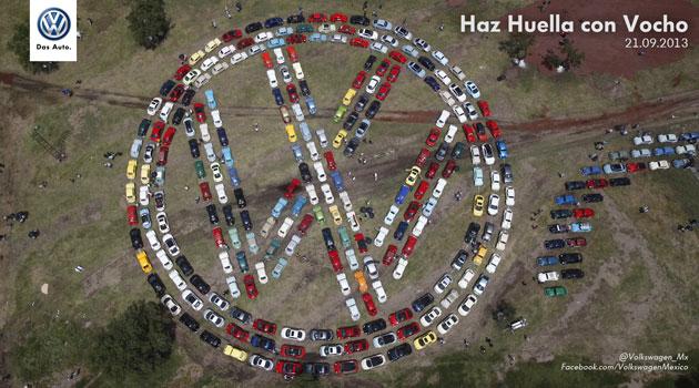 Volkswagen deja huella con Vocho en México