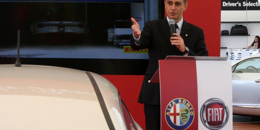 Alfa Romeo – Ferrari en el GIA
