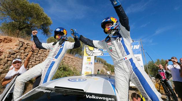 Volkswagen Campeón del Mundo de marcas