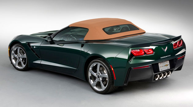 Corvette Stingray Premiere Edition