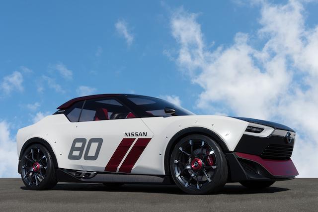Nissan presenta sus vehículos concepto IDx Freeflow e IDx NISMO: de las ideas a la realidad