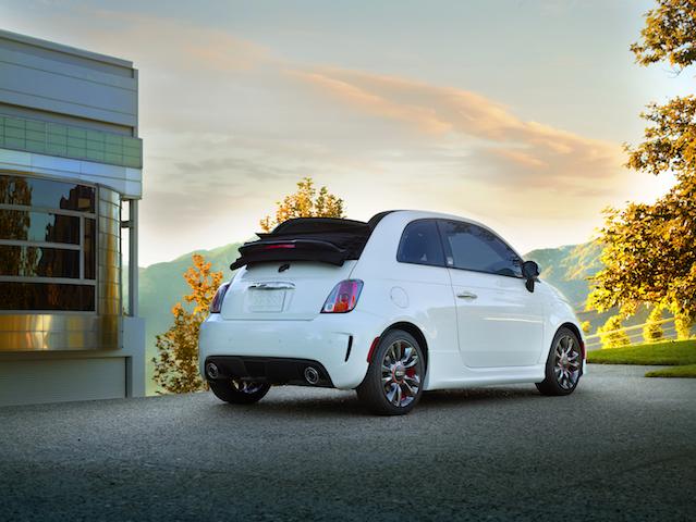 FIAT presenta el nuevo 500c GQ Edición Limitada 2014