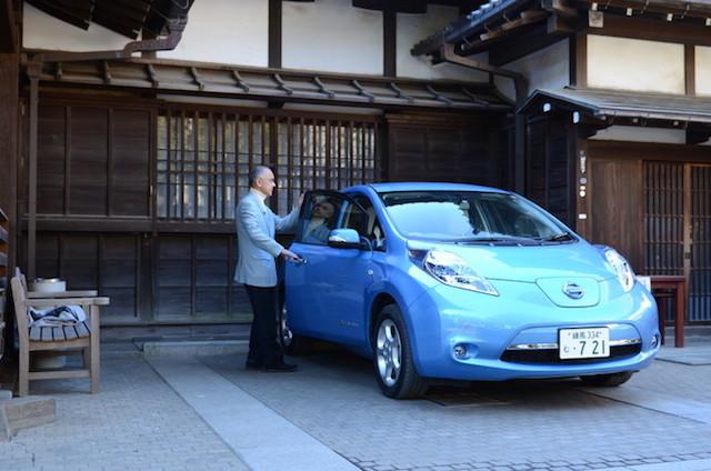 Nissan LEAF: Reflexiones desde el templo de uno de sus primeros propietarios
