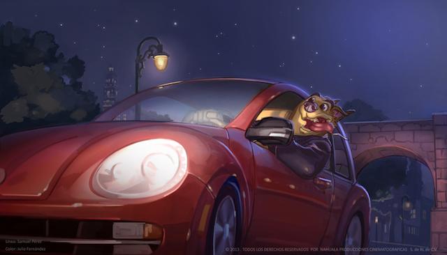 """Llega la """"Selección Canina"""" de Volkswagen"""