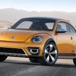 Volkswagen Beetle Dune Concept 1