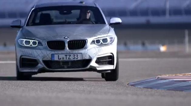 BMW también presenta conducción automatizada en el CES