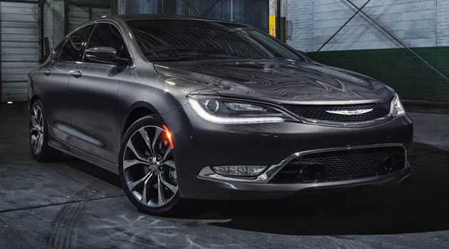 Chrysler 200C 2015