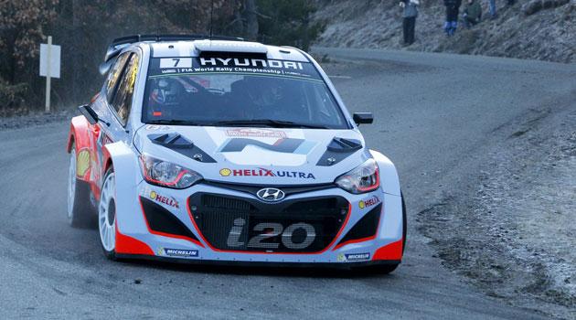 Hyundai estará en el Rally México