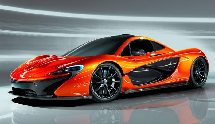 #MiércolesDeMotor – McLaren P1