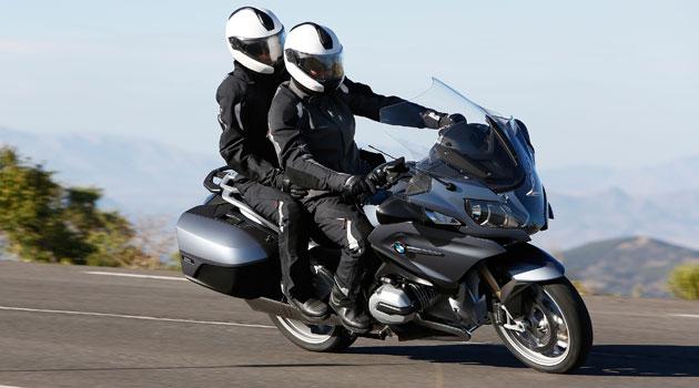 Nuevas BMW R 1200 RT y R 1200 GS en México