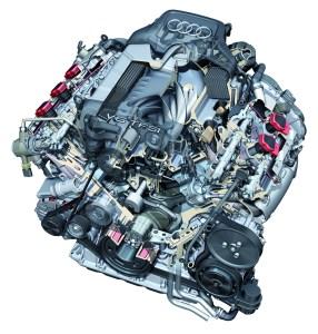 3,0 Liter-V6-TFSI-Motor