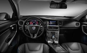 Interior del nuevo Volvo V40