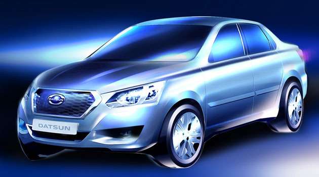 Nissan presentará el primer modelo de producción de Datsun para Rusia