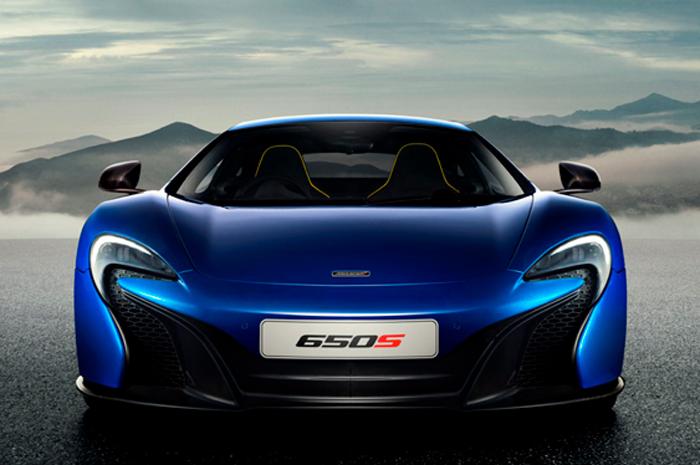 #MiércolesDeMotor – McLaren 650S