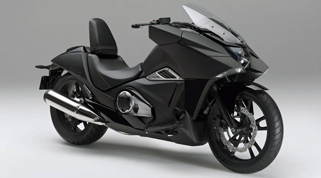 Honda NM4 Vultus del anime a la realidad