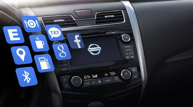 Nissan incrementa su oferta de vehículos con NissanConnect