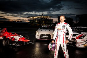 Mardenborough joins the motorsport elite