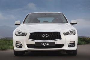 New Models Spearhead Infiniti at the Geneva Motor Show