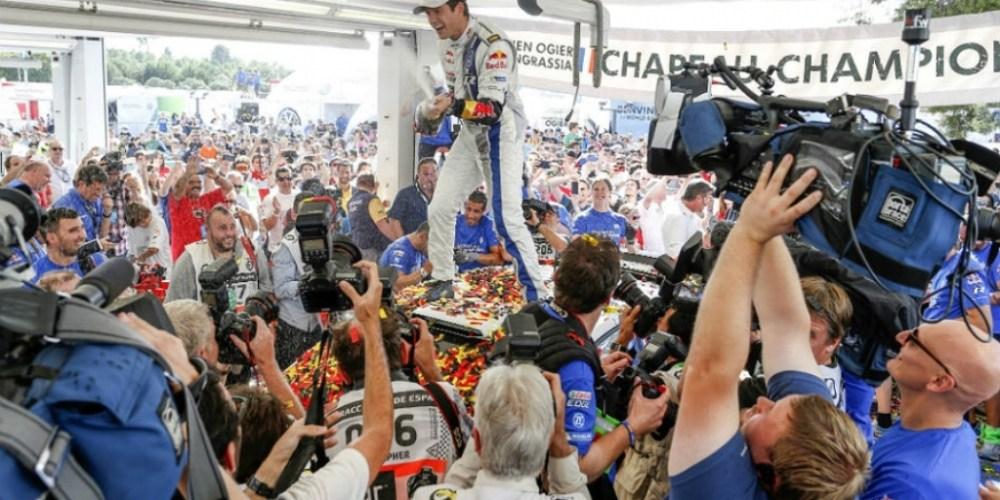 LA AUDIENCIA DEL WRC EN TV SE DISPARA EN UN 35%