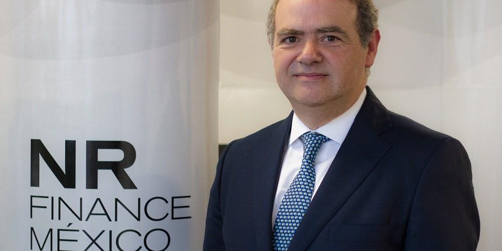 Andrés de la Parra, Director General de NR Finance México.