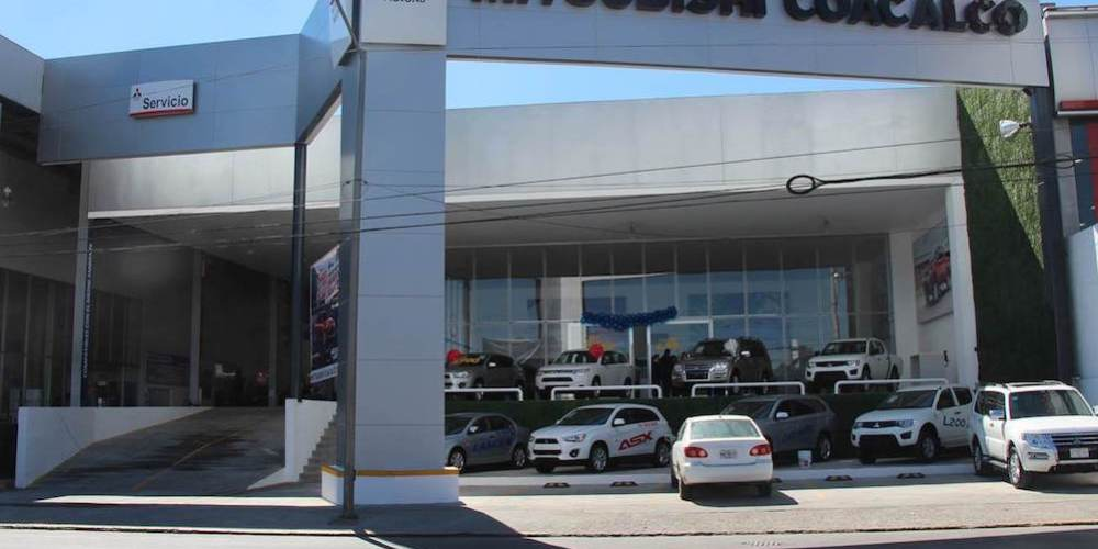 Mitsubishi Motors México abre sus puertas en Coacalco.