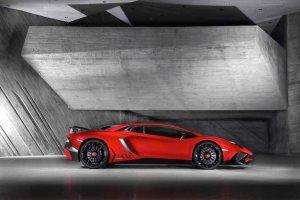 Lamborghini Aventador LP 750-4 Superveloce_Side