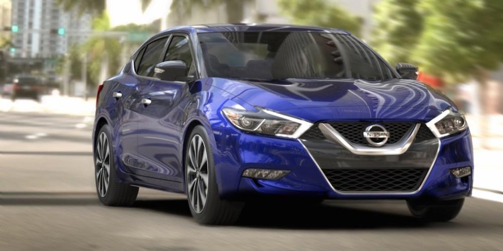 Nuevo Nissan Maxima 2016