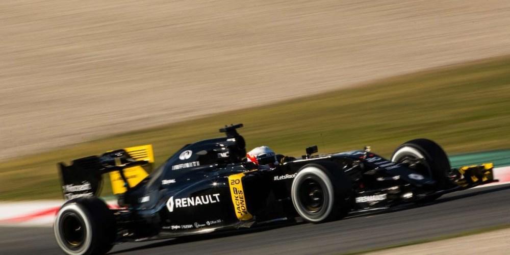 Renault Sport Formula One: entrevista con su director equipo Frédéric Vasseur